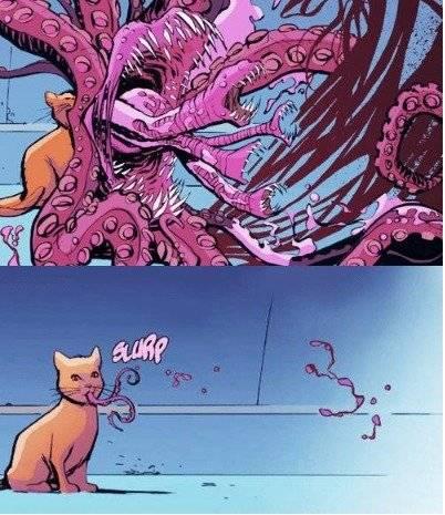 ¿Porque es tan peligroso Goose, el gato de Capitana Marvel?