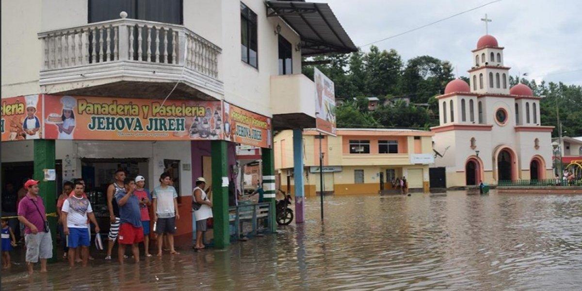 Manabí: Los estragos que ha dejado las lluvias