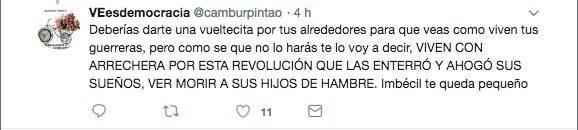 Críticas contra Maduro
