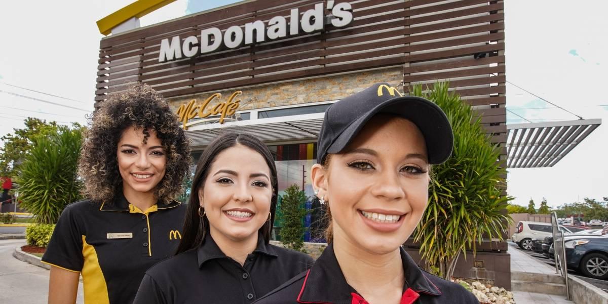McDonald's destaca el posicionamiento de mujeres en la empresa