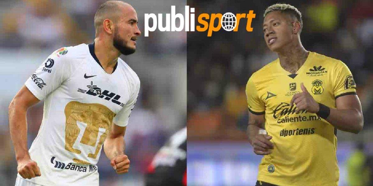 Pumas vs Morelia: ¿Dónde y a qué hora ver el partido?