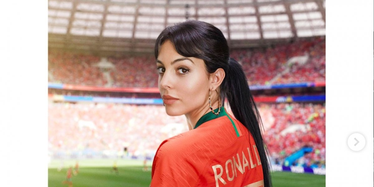 Georgina Rodríguez presume sus tonificados glúteos y enciende las redes