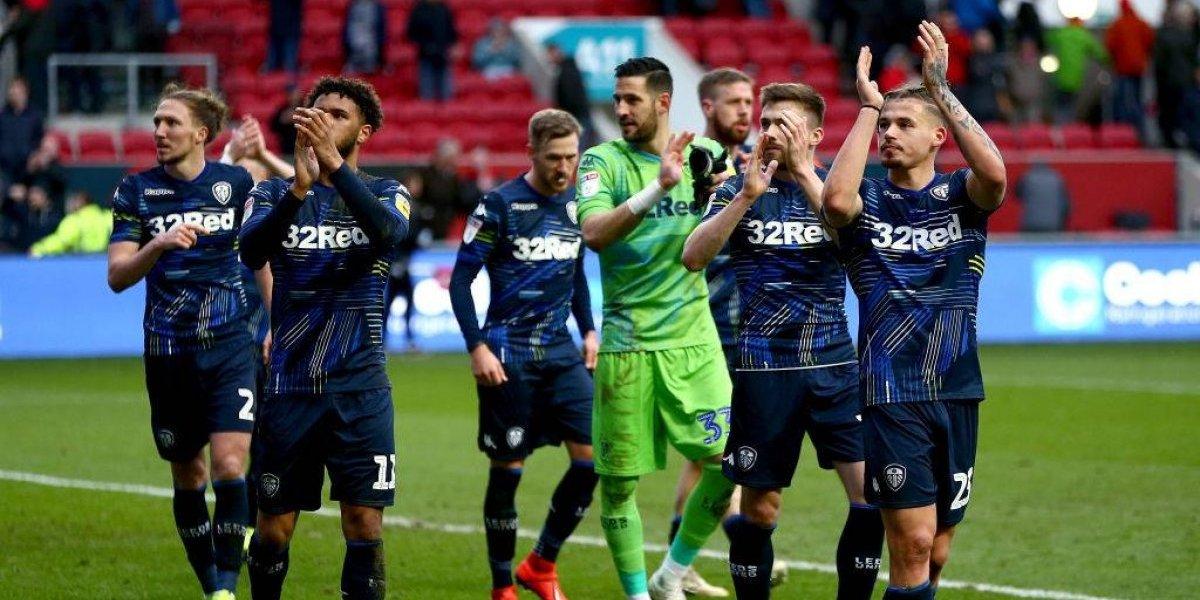 El Leeds United ganó y regresa a la zona de ascenso