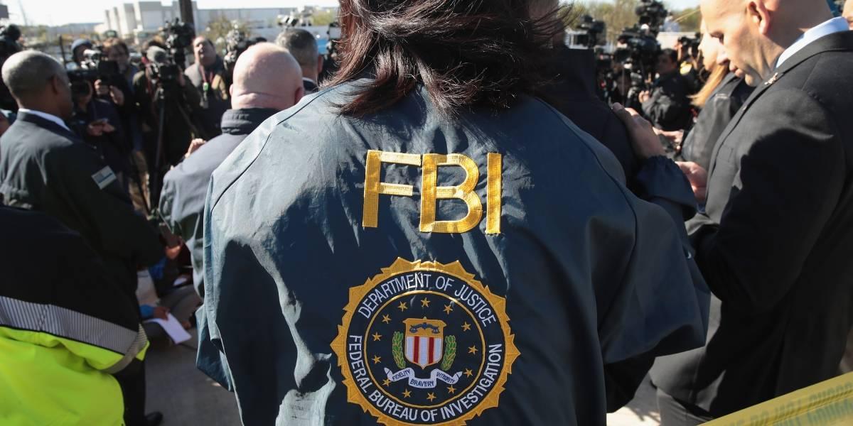 FBI detuvo en 2018 a más terroristas domésticos que internacionales