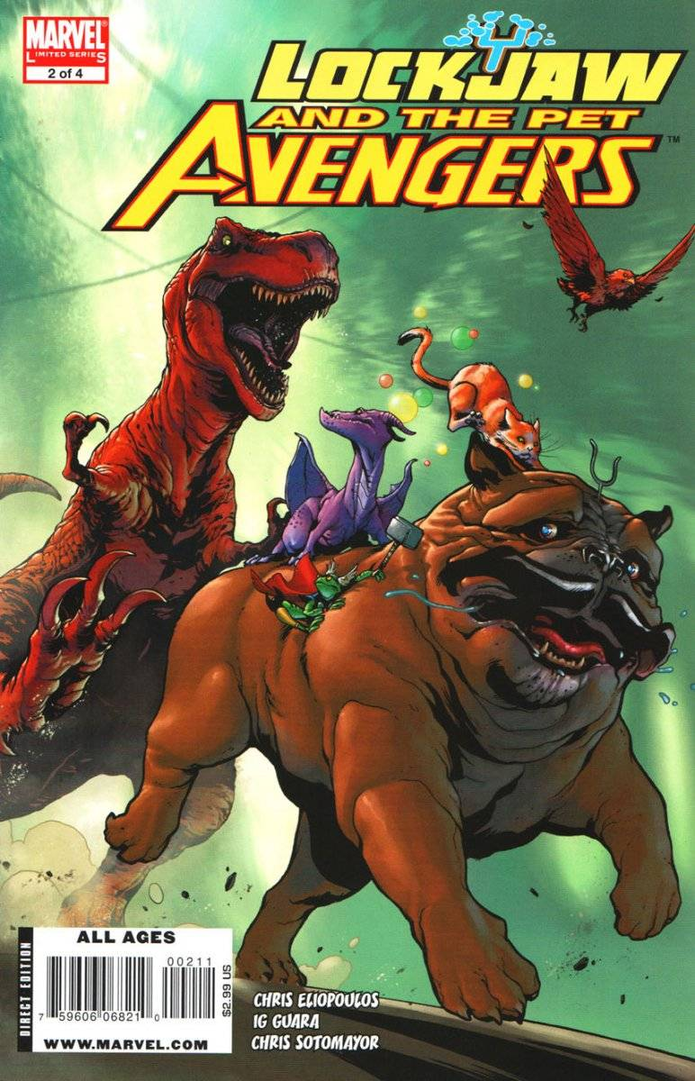 The Pets Avengers
