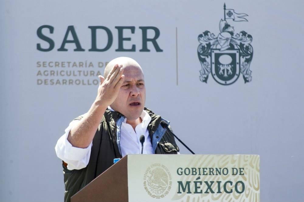 El gobernador de Jalisco, Enrique Alfaro Ramírez Foto: Notimex