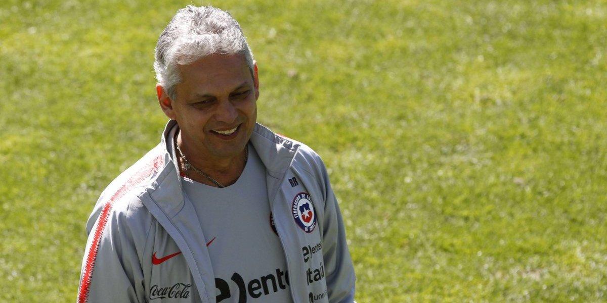 Los 47 jugadores que utilizó Reinaldo Rueda en su primer año al mando de la Roja