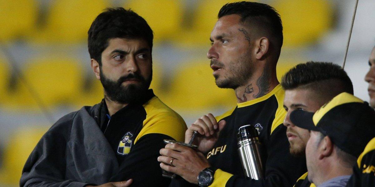 Entrenador de Coquimbo explicó las razones que impiden debutar a Mauricio Pinilla