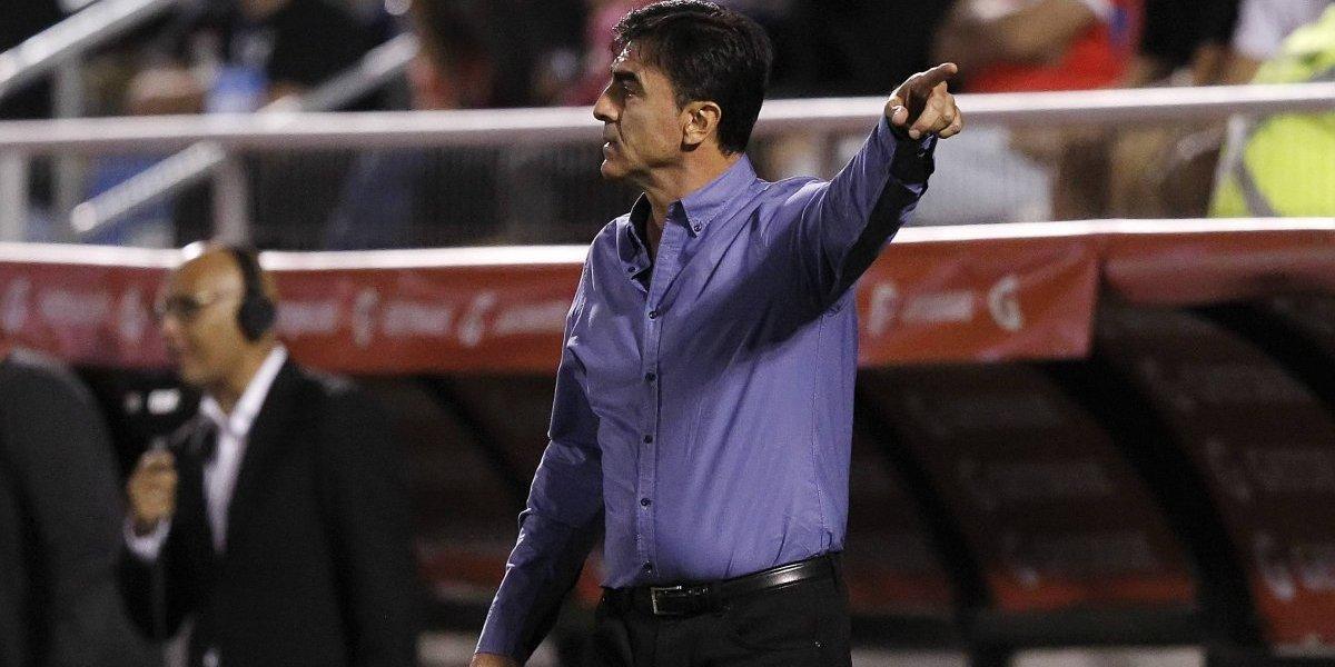 """Gustavo Quinteros y su apuesta ante La Calera: """"Para mí fue como un rompecabezas"""""""