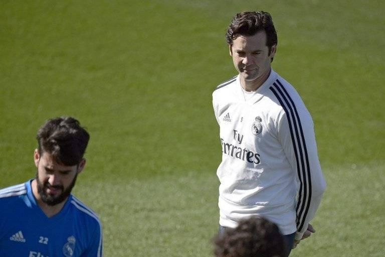Solarí podría salir del Madrid tras el juego ante el Valladolid