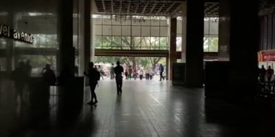 Venezuela sin luz