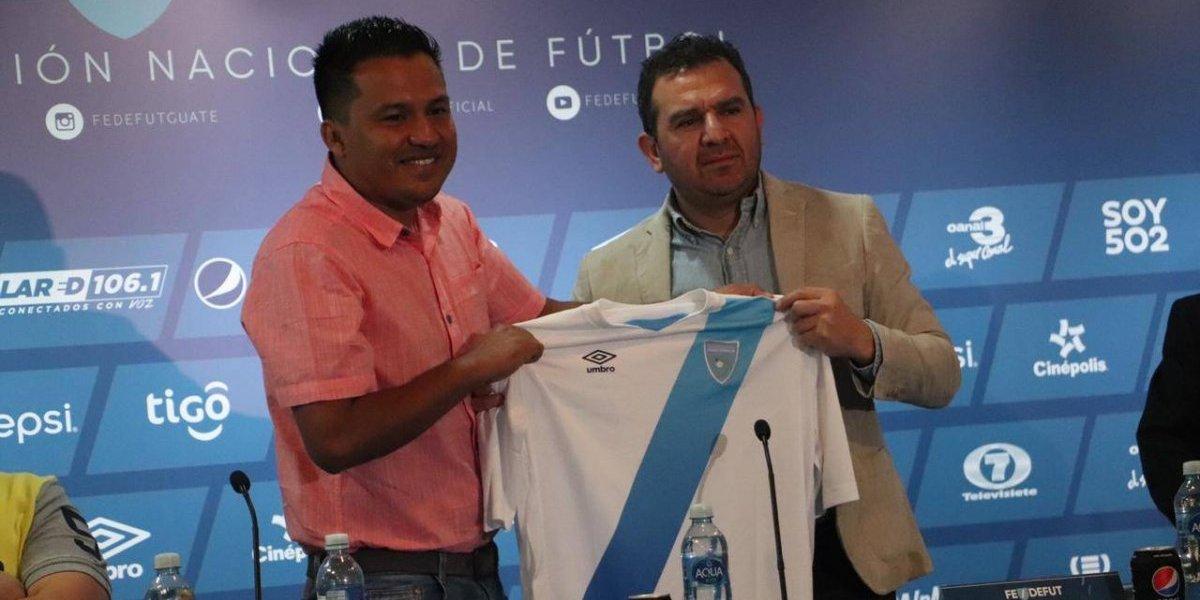 """Amarini Villatoro: """"Creo que el futbolista guatemalteco tampoco es tan malo"""""""