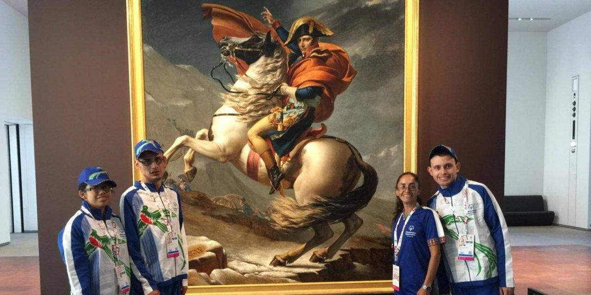 #GuateenAbuDhabi: Los atletas de Olimpiadas Especiales en contacto con la cultura local