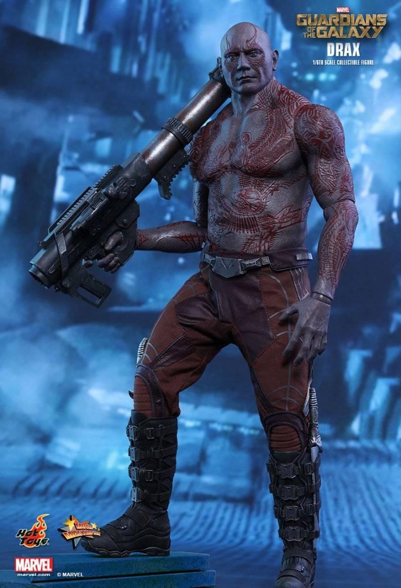 ¿Quien será Dave Bautista en la nueva película de DC Comic, Suicide Squad 2?