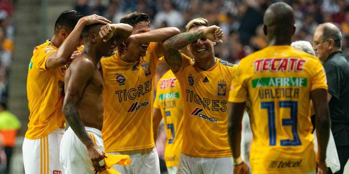 Tigres salva el orgullo en el Clásico regio