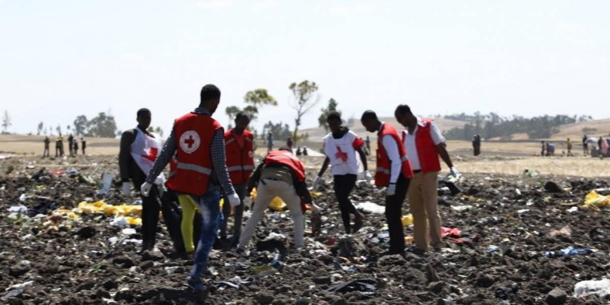 Tragedia en Etiopía: Se estrella avión con 157 personas a bordo