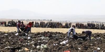 Accidente de avión en Etiopía