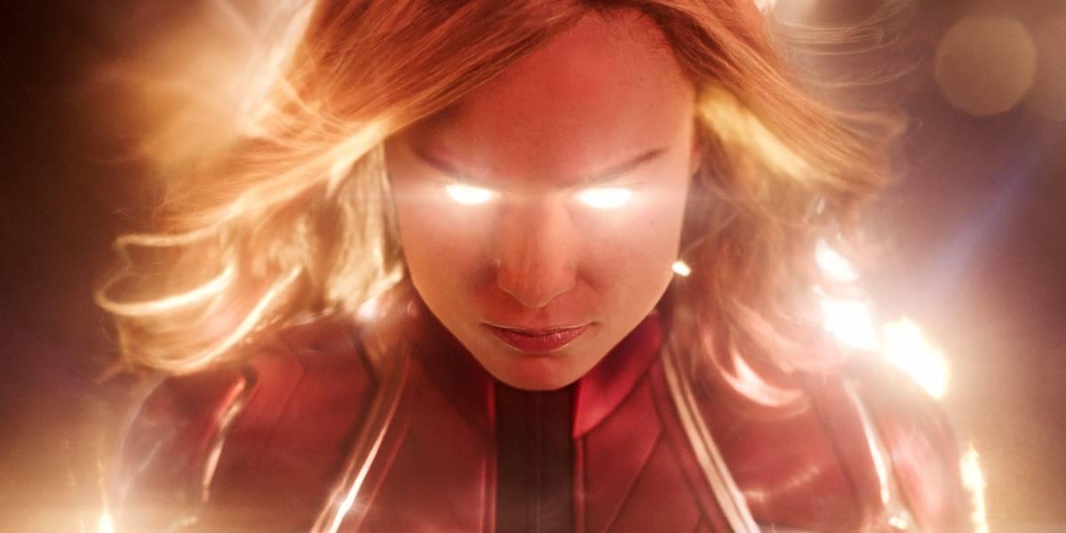 """""""Captain Marvel"""" estrena en grande con $455 millones"""