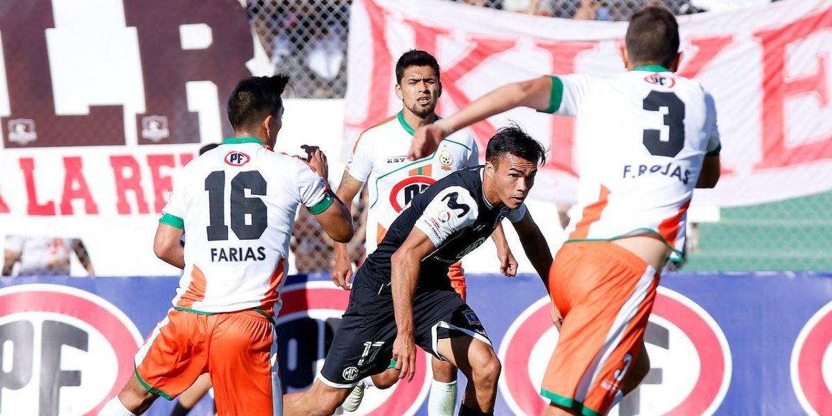 Colo Colo rescató un empate ante Cobresal, quedó como solitario líder y ahora piensa en el clásico con la UC