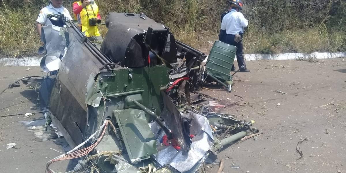 Avioneta que realizaba acrobacias choca con un árbol y deja un fallecido