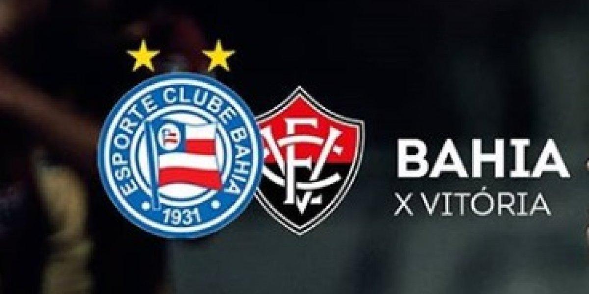 Campeonato Baiano 2019: onde assistir ao vivo online o jogo BAHIA X VITÓRIA
