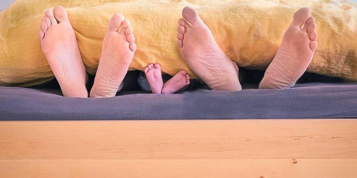 Tener un hijo roba hasta seis años de sueño, según reveló estudio