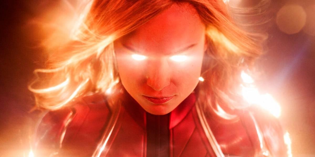 """""""Capitana Marvel"""" recauda 455 millones de dólares en estreno"""