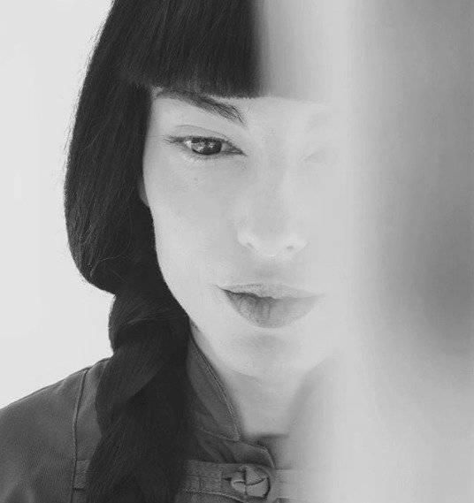 Martita Fong, una china de la película