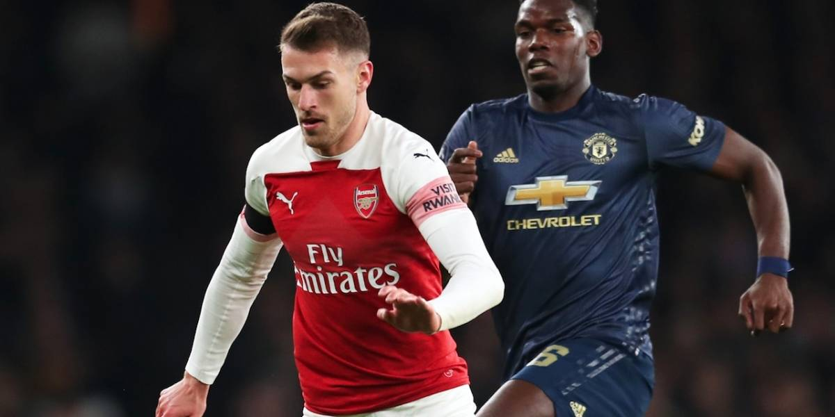 e259923947e5f Arsenal y Manchester United se roban las miradas en Inglaterra y el mundo