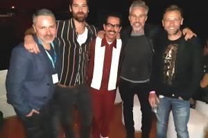 Manolo Caro está en Guadalajara