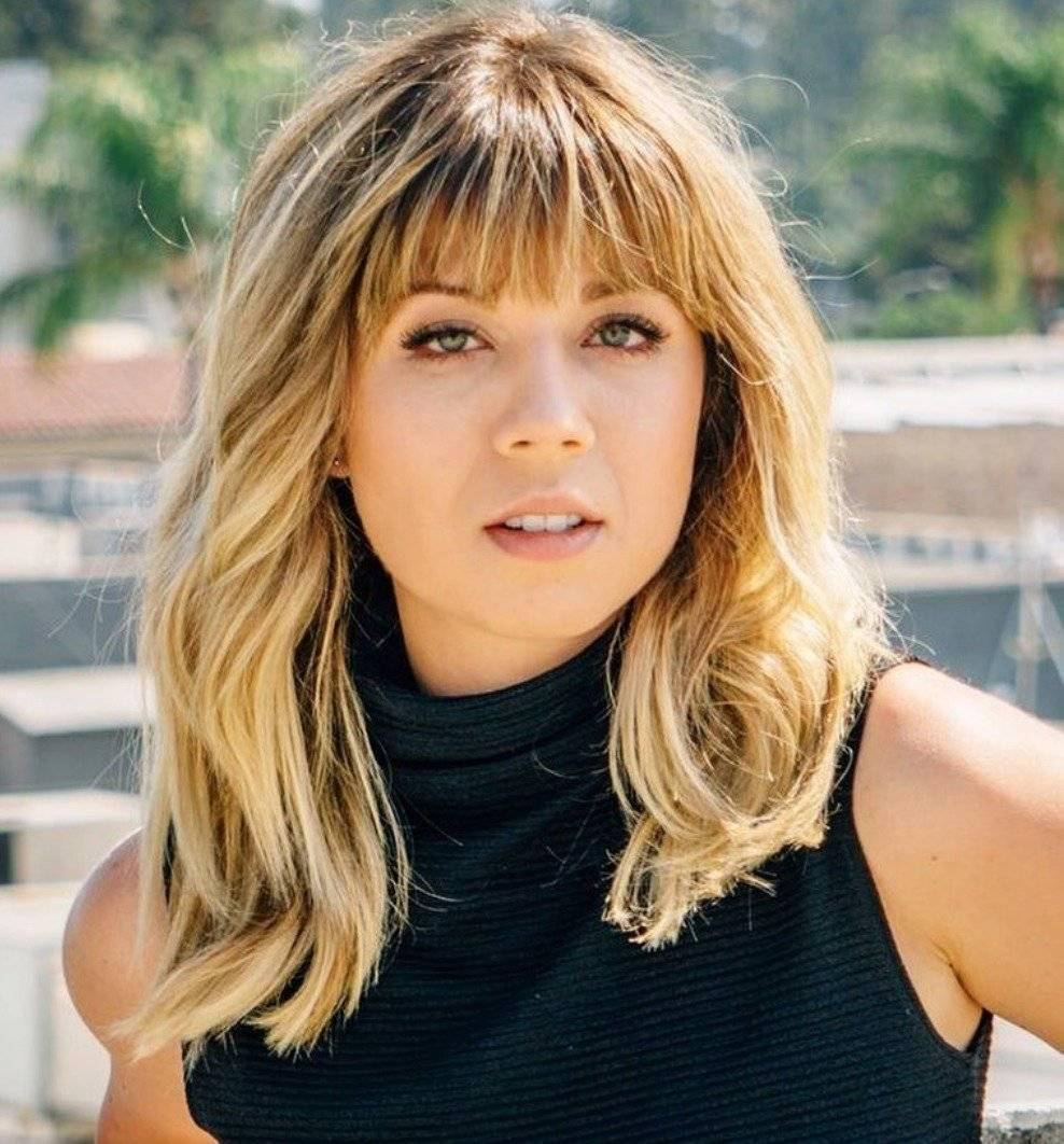 """La actriz confesó que todo empeoró cuando entró a la serie """"iCarly"""" Instagram: @jennettemccurdy"""
