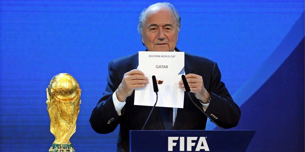 Catar ofreció 880 millones de dólares a la FIFA por el Mundial del 2022