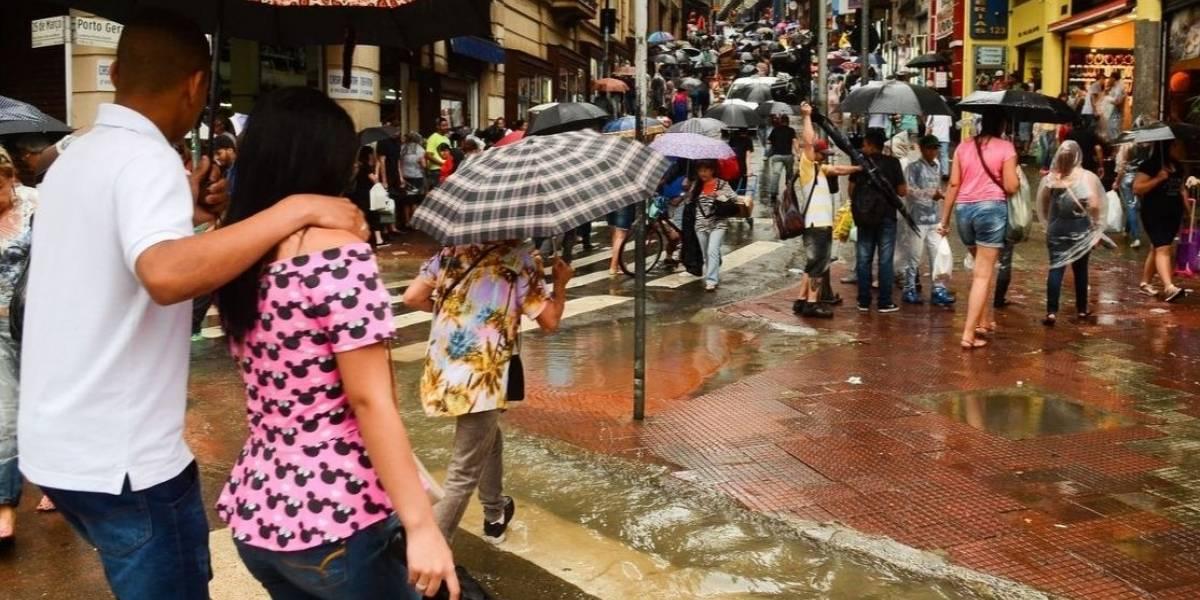 Prefeitura de SP cria comitê de crise para lidar com impactos das chuvas