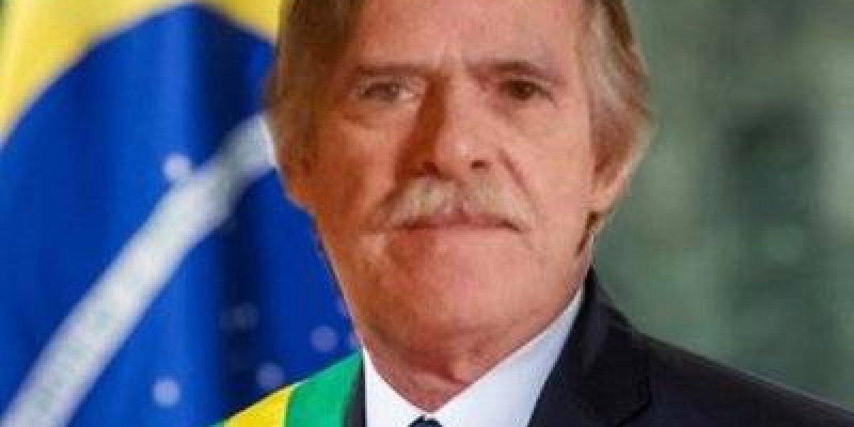Hasta con amenaza de demanda: la furia de Bolsonaro contra famoso actor autoproclamado presidente interino de Brasil