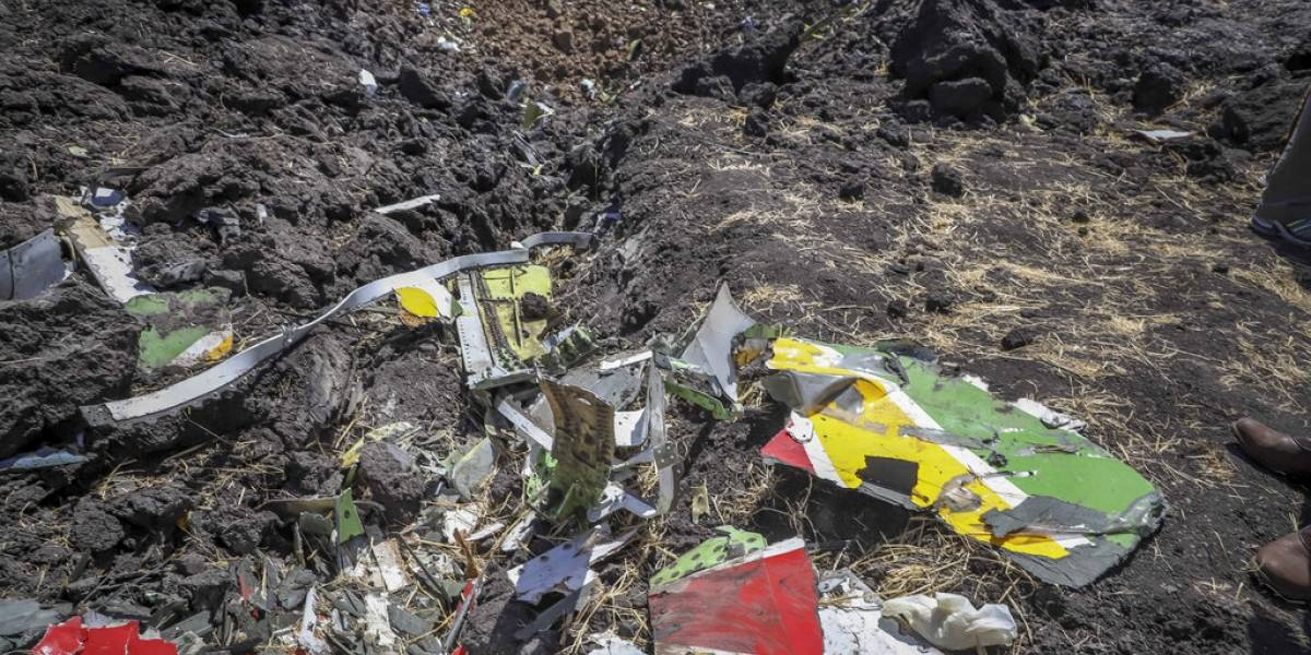 Mexicana, una de las víctimas de avionazo en Etiopía