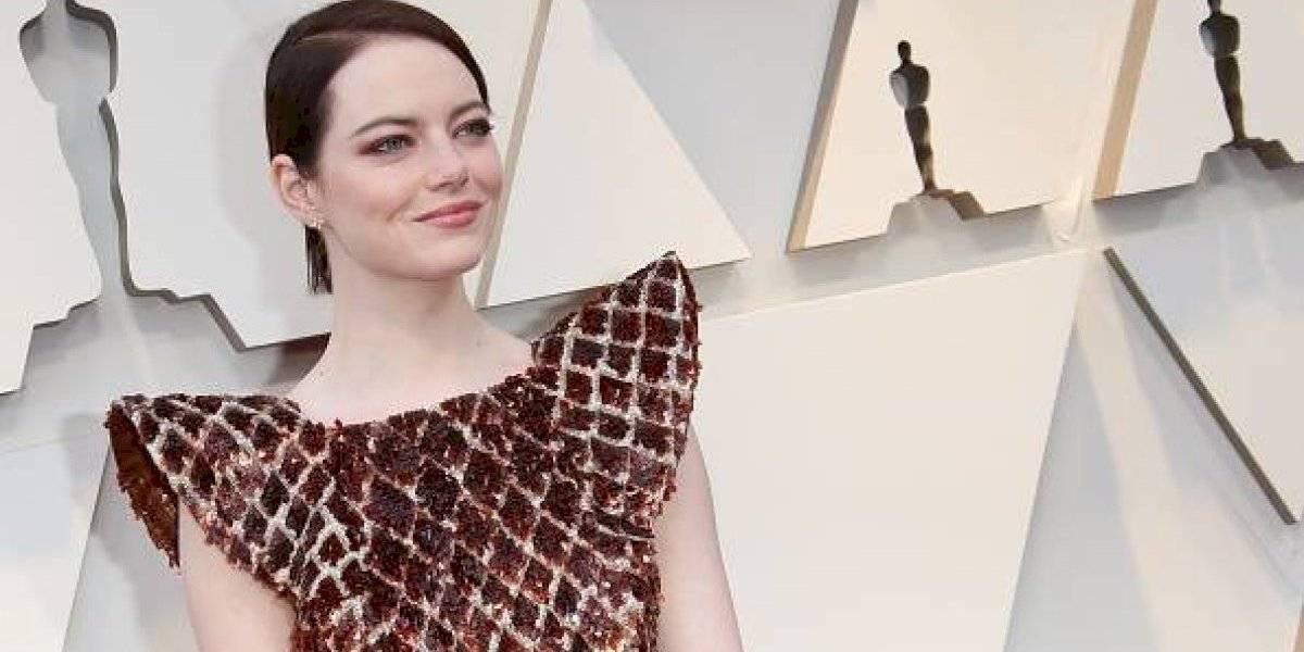 ¿Emma Stone está embarazada y muestra orgullosa su barriguita en Los Ángeles?