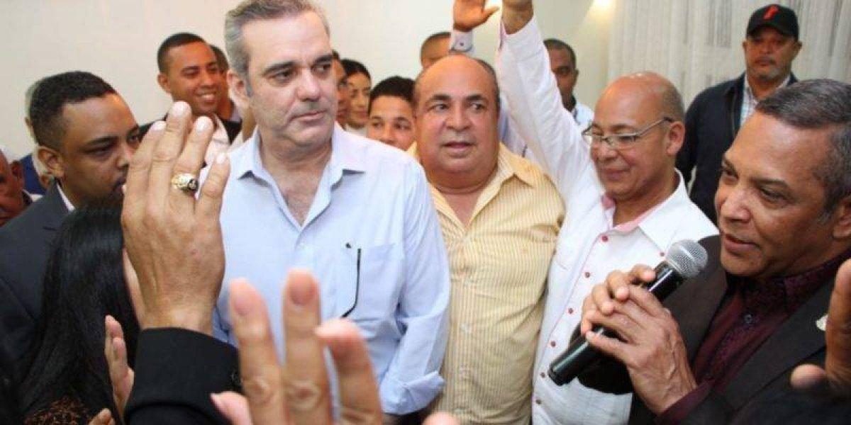 Luis Abinader aboga por respeto a la ley como base de una democracia social y moderna