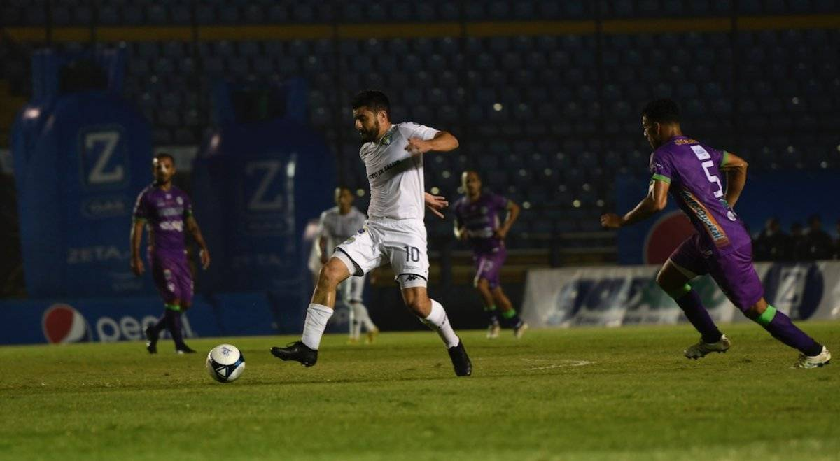 Comunicaciones, Torneo Clausura 2020