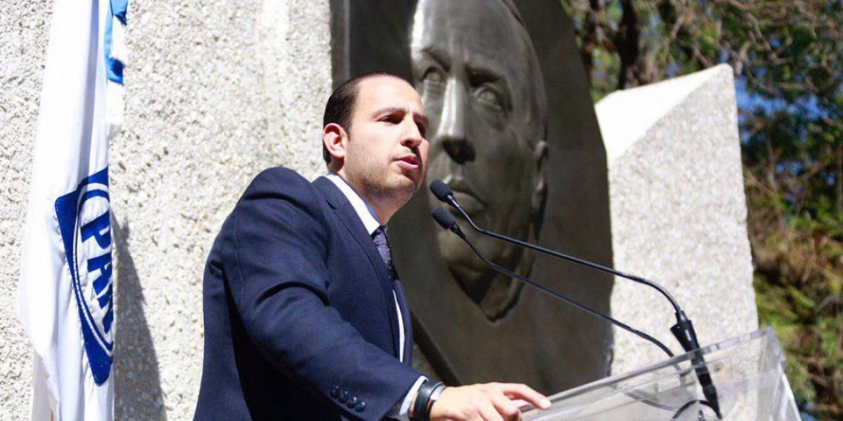 #PolíticaConfidencial Marko Cortés no da color