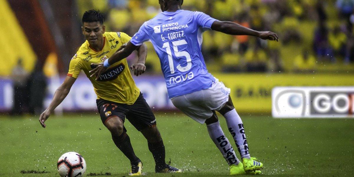 Liga pro Ecuador: El 'Trensito azul' triunfa de visita sobre los Toreros