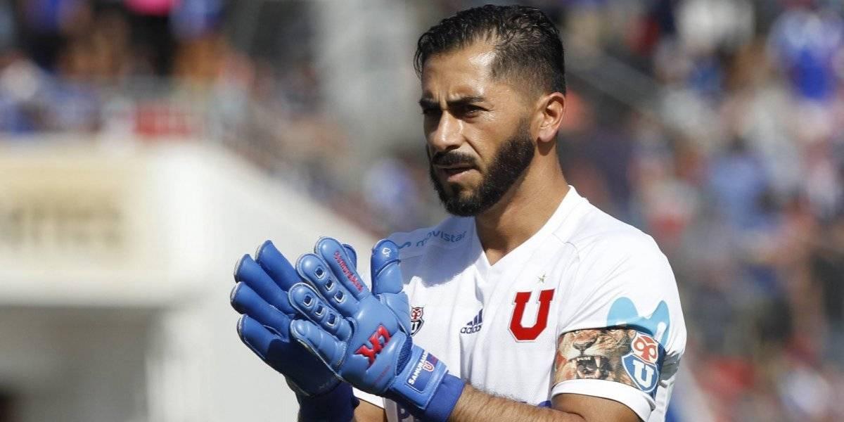 """Johnny Herrera dispara contra todos en la U: """"Los dirigentes me quieren sacar, en el club ya no le creo a nadie"""""""