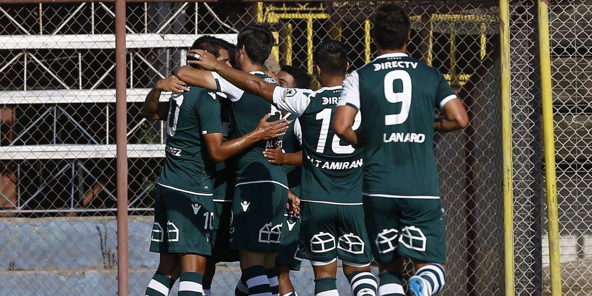 Wanderers logró una ajustada victoria de visita ante San Felipe y sigue invicto en la Primera B