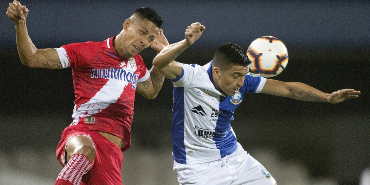 Antofagasta y Curicó igualaron en un electrizante partido que cerró la cuarta fecha del Campeonato Nacional