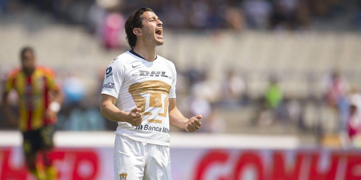 Pumas se repone a 'gol de vestidor' y a penales ante Morelia