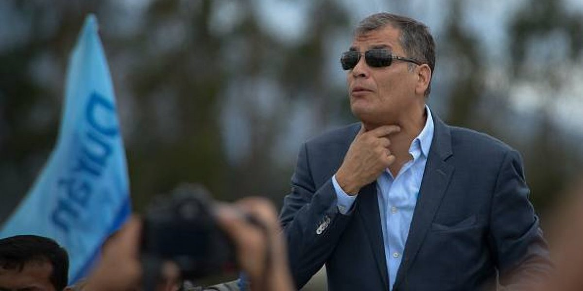 Michelena y Romo arremeten contra Rafael Correa