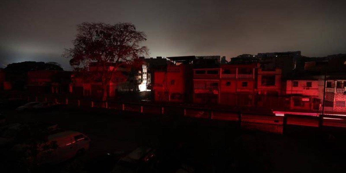 Venezuela comienza a 'iluminarse' tras 70 horas de apagón