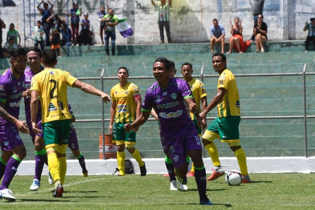 Resultado Antigua vs Guastatoya, Torneo Clausura 2019