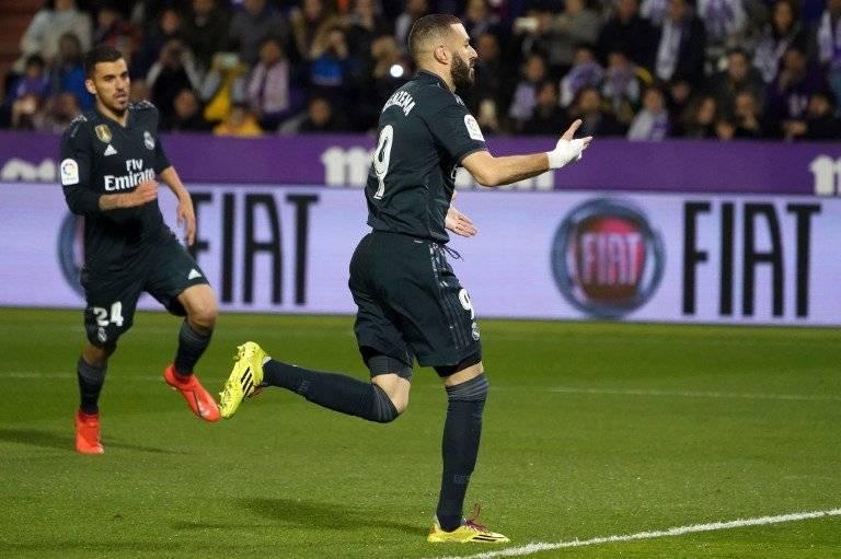 Resultado Valladolid vs Real Madrid, la Liga 2019