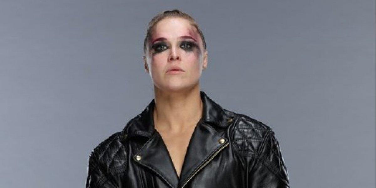 Ronda Rousey da un nocaut a la WWE