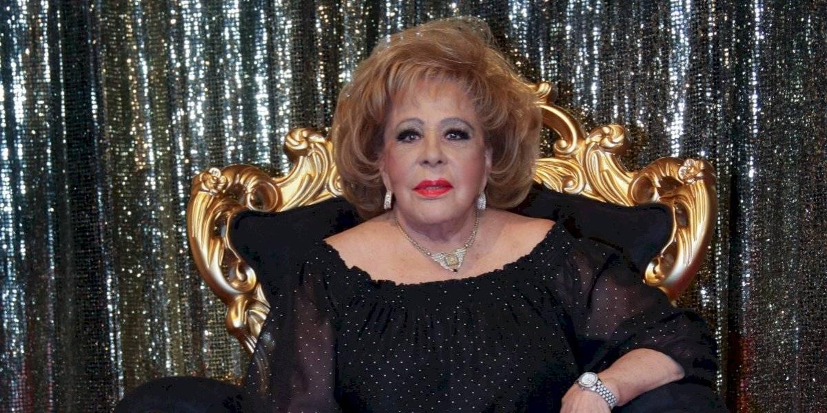 Silvia Pinal pierde exclusividad de 500 mil pesos en Televisa
